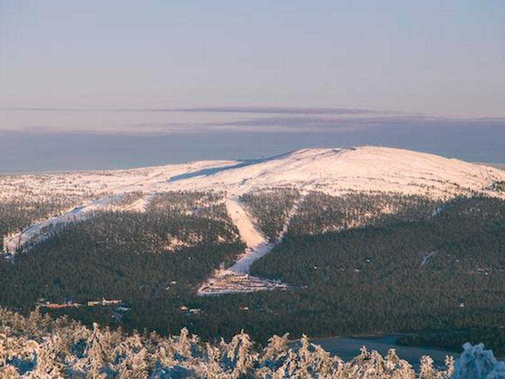 Levi – la más grande de Laponia