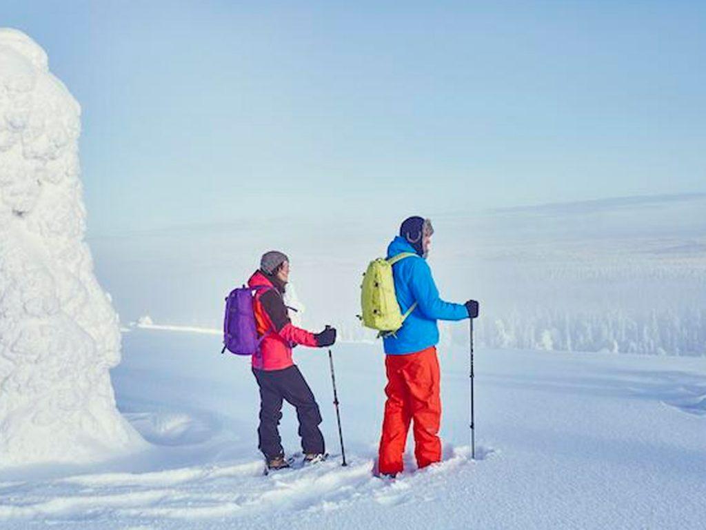 Luosto – en medio de Laponia
