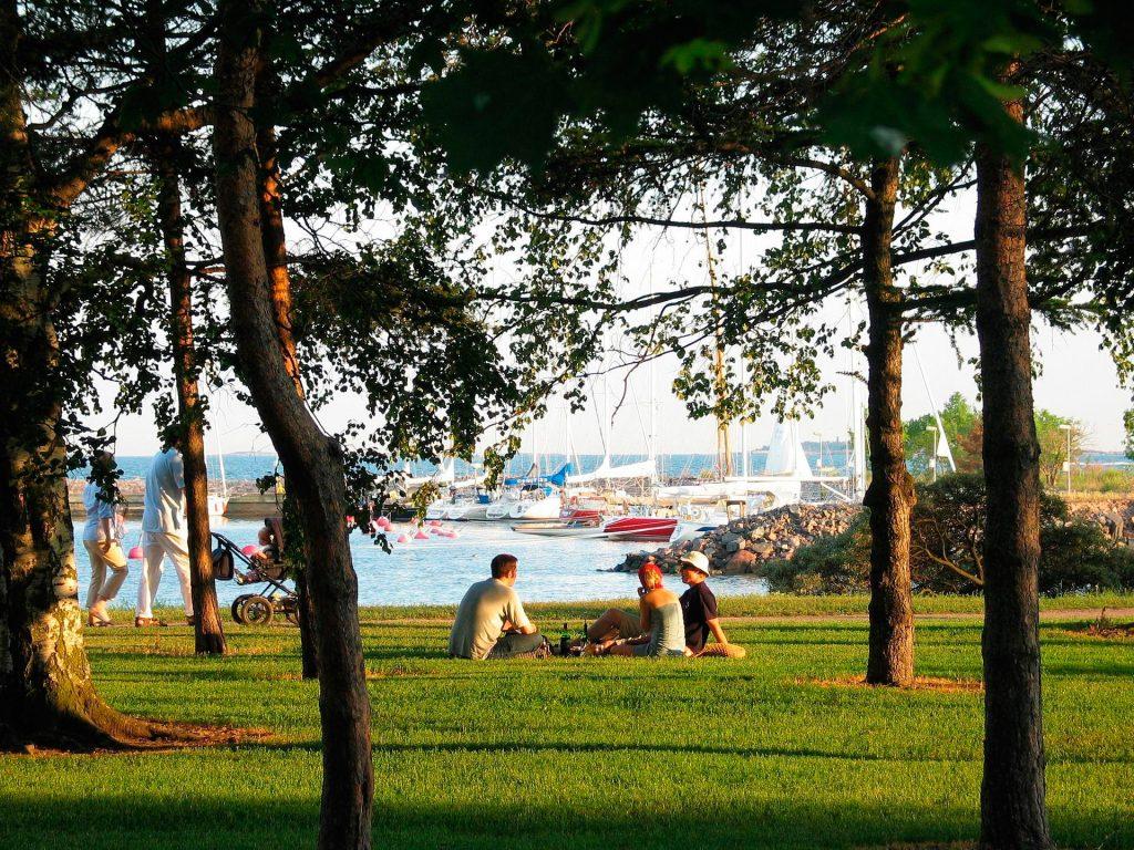 Qué ver en Helsinki en verano