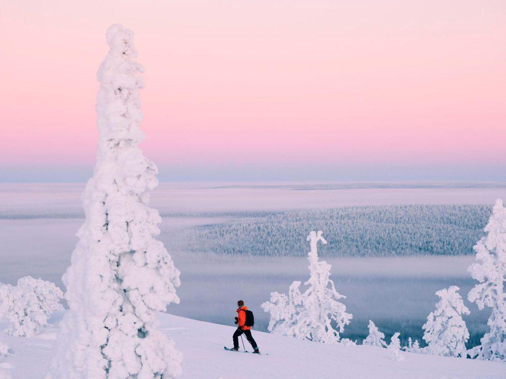 Ylläs – entre dos pueblos bonitos: Äkäslompolo y Ylläsjärvi
