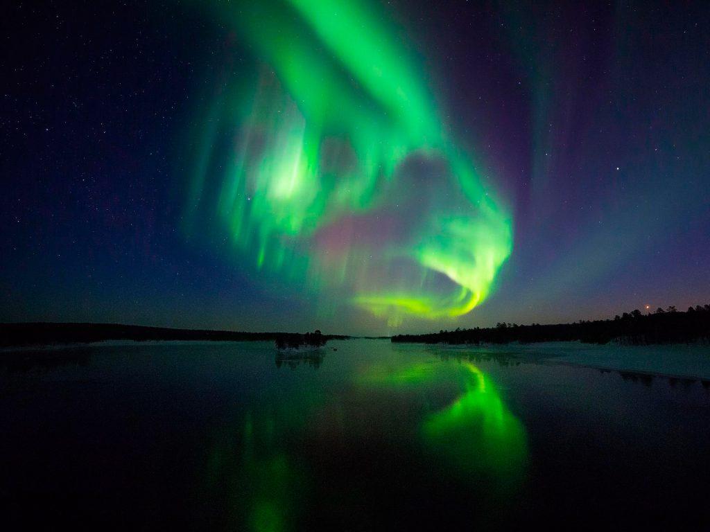 La aurora boreal – ¿Cómo verla?