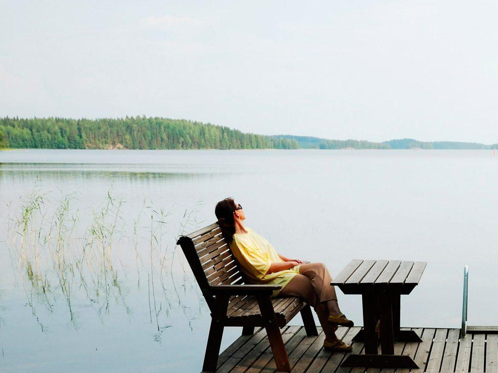 La Región de los Lagos de Finlandia– el lugar de veraneo idílico