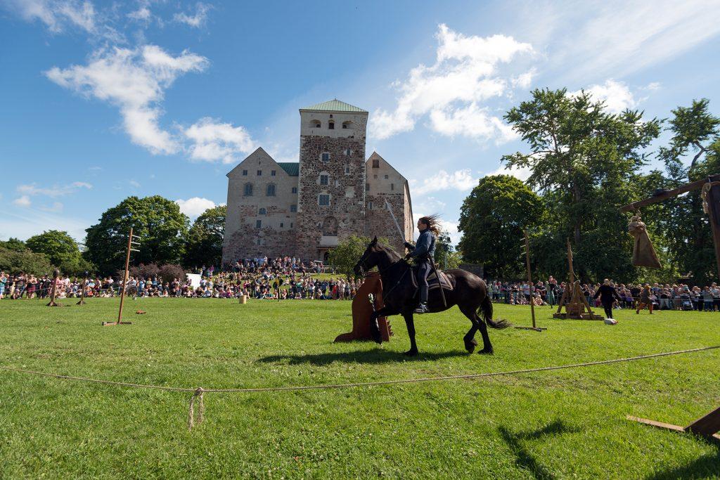 Guerras, fiestas y museo: los ocho siglos del castillo de Turku